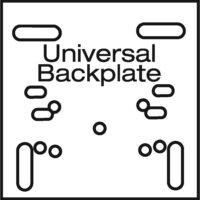 Universal Backplate Drawing