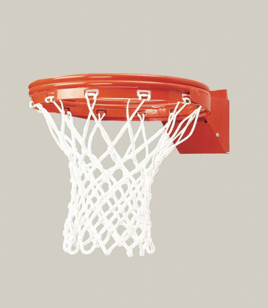 Double-Rim Heavy-Duty Recreational Flex Basketball Goal 1