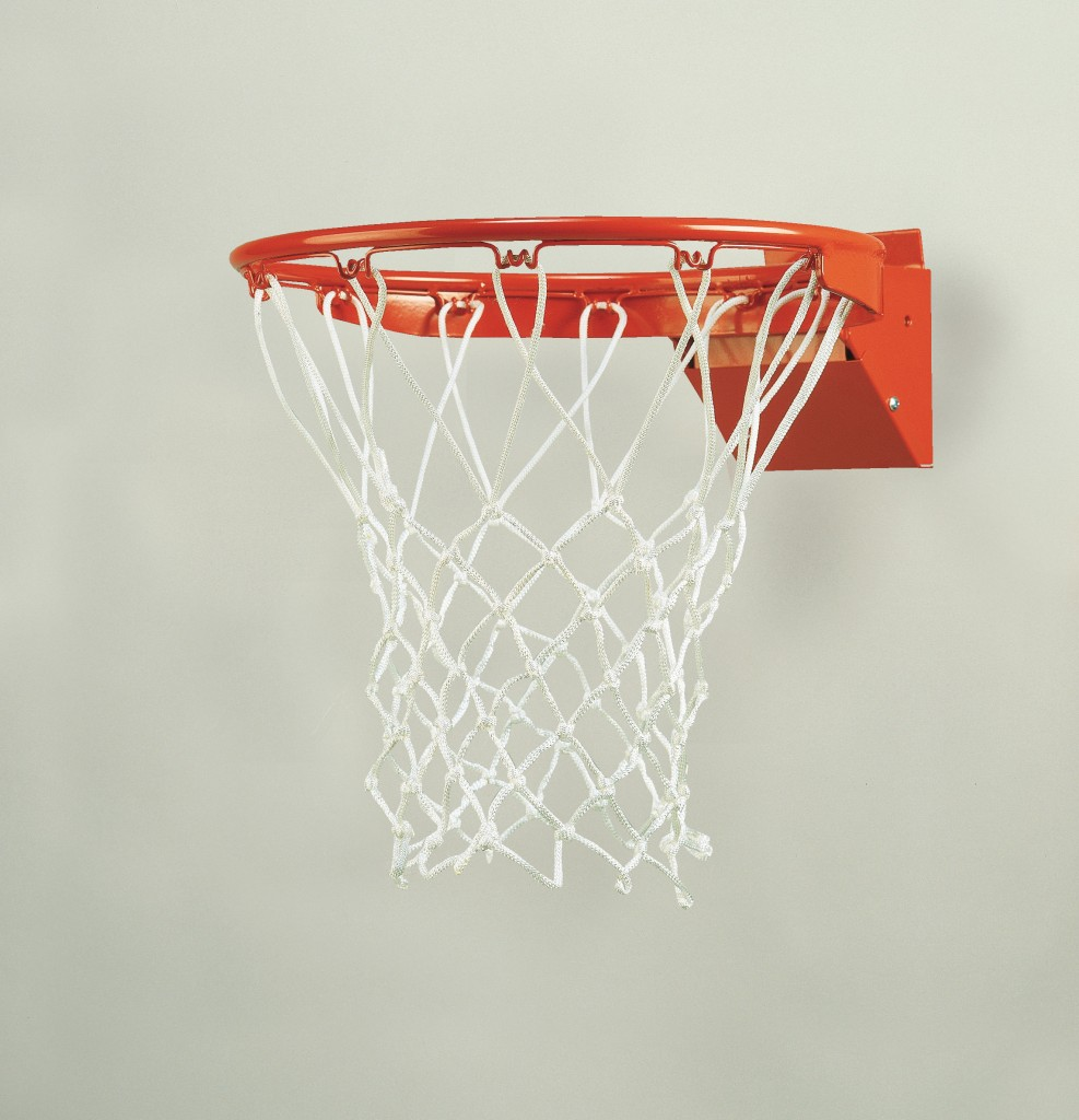 TruFlex™  Competition Breakaway Basketball Goal – 1 Year 1