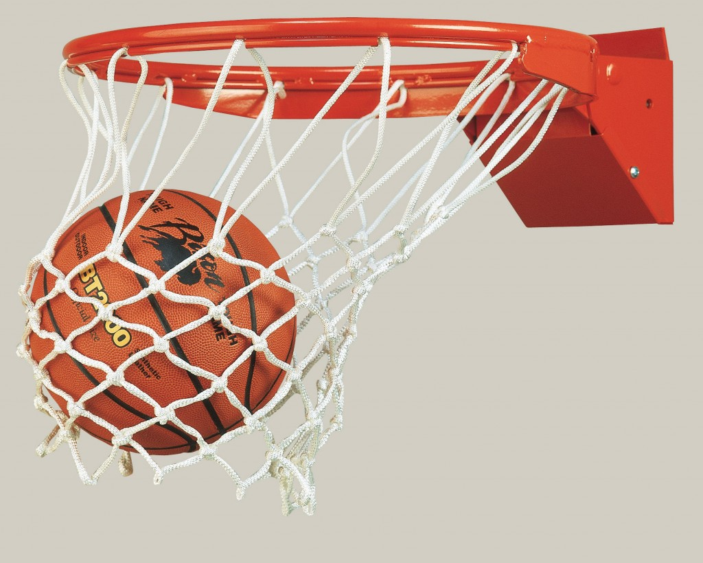 ReAction Adjustable Tension Breakaway Basketball Goal – 4 Year 1