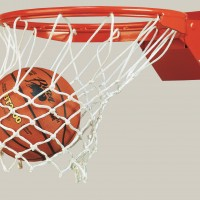ReAction Adjustable Tension Breakaway Basketball Goal - 4 Year