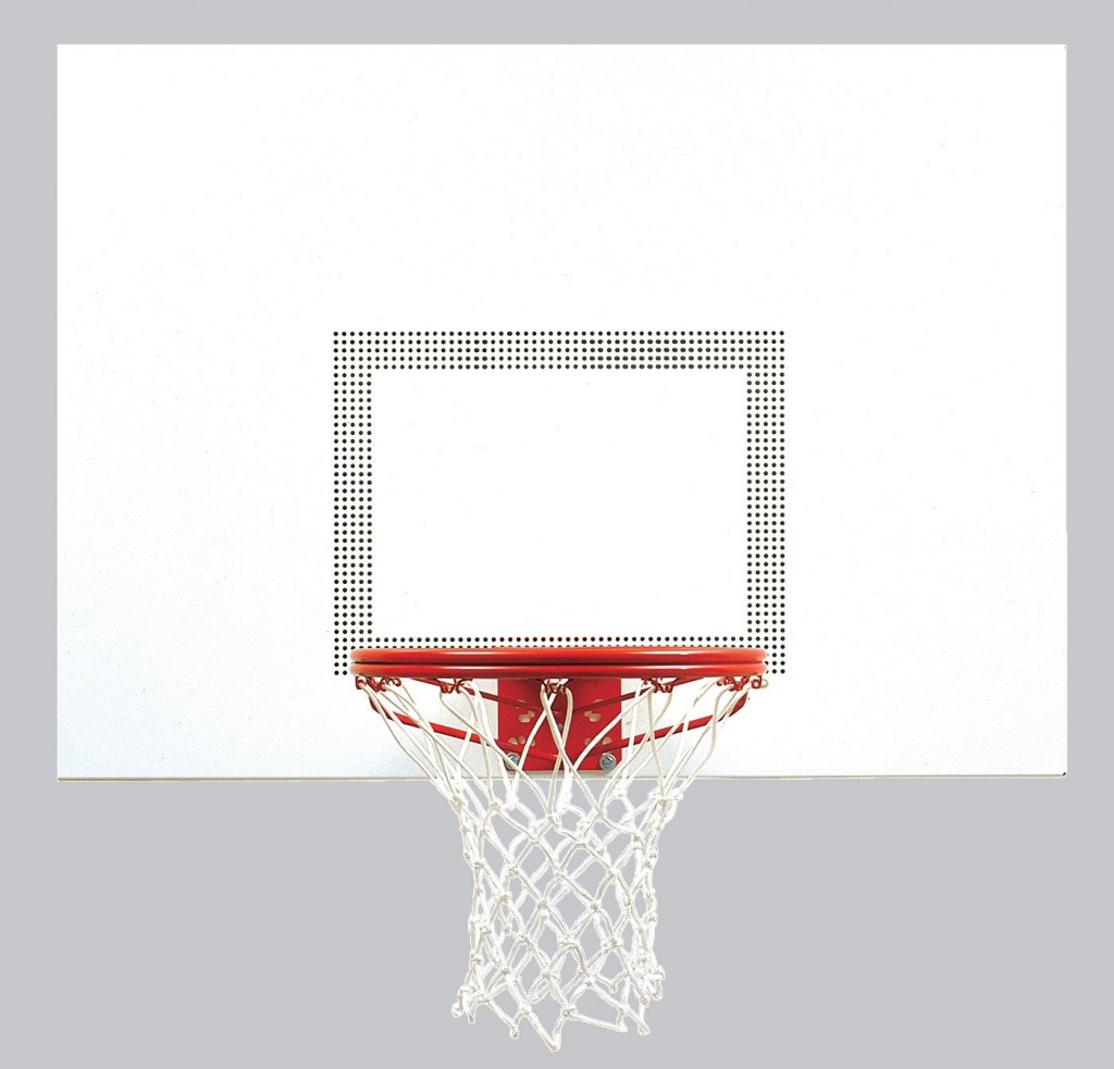 39″ x 54″ Perpetual Steel Playground Backboard 1