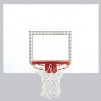 "39"" x 54"" Perpetual Steel Playground Backboard"