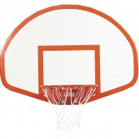 Tuffglass Fan Shaped Backboard