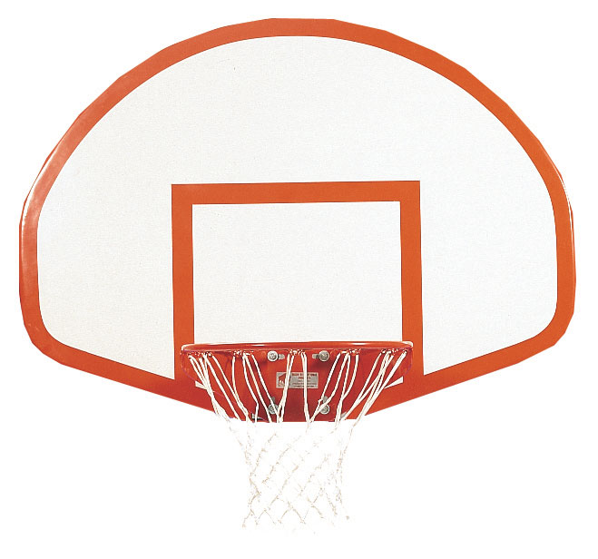 Tuffglass Fan Shaped Backboard  1