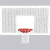 "42"" x 72"" Perforated Steel Playground Backboard"