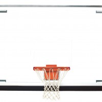 "48"" x 72"" Unbreakable Tall Glass Backboard"