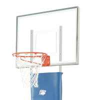 Playtime™ Clear Acrylic Elementary Basketball Standard.