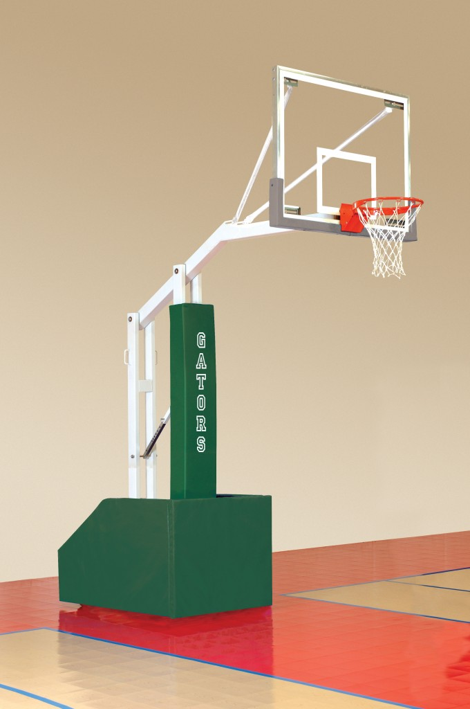 T-Rex 54 JR Recreational Portable Basketball System