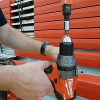 Cordless Manual Winch Winder with Drive Shaft