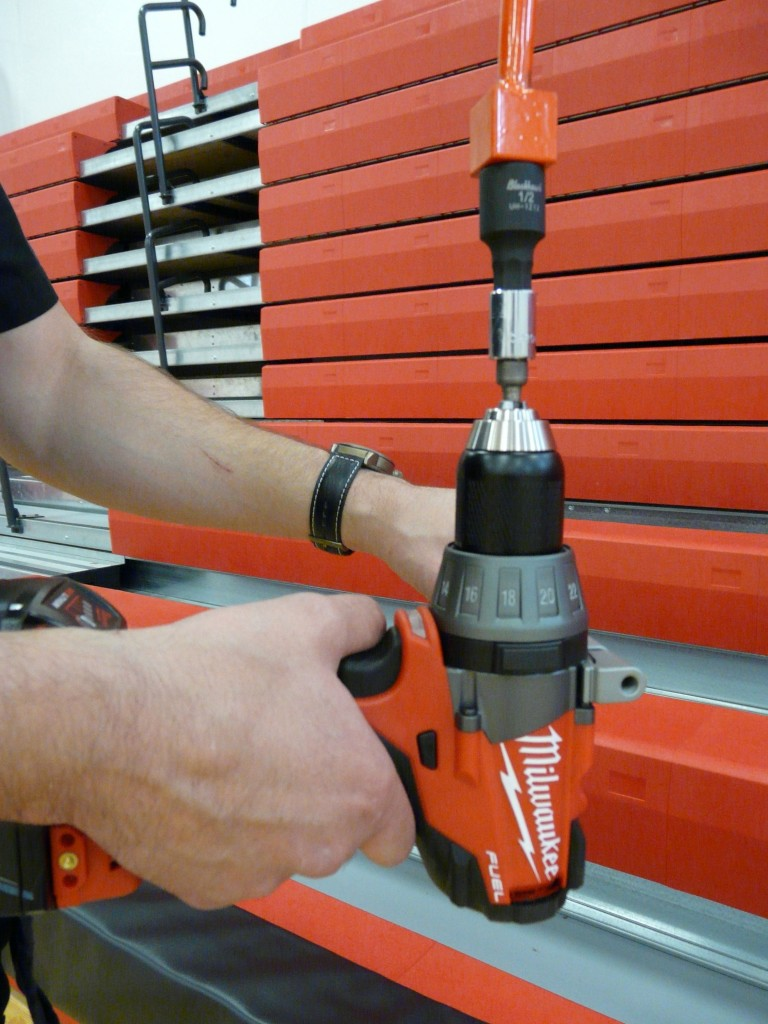 Cordless Manual Winch Winder with Drive Shaft 1