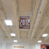 Sport Pride Two Sided Rigid Banners (15 sq.ft. minimum charge)