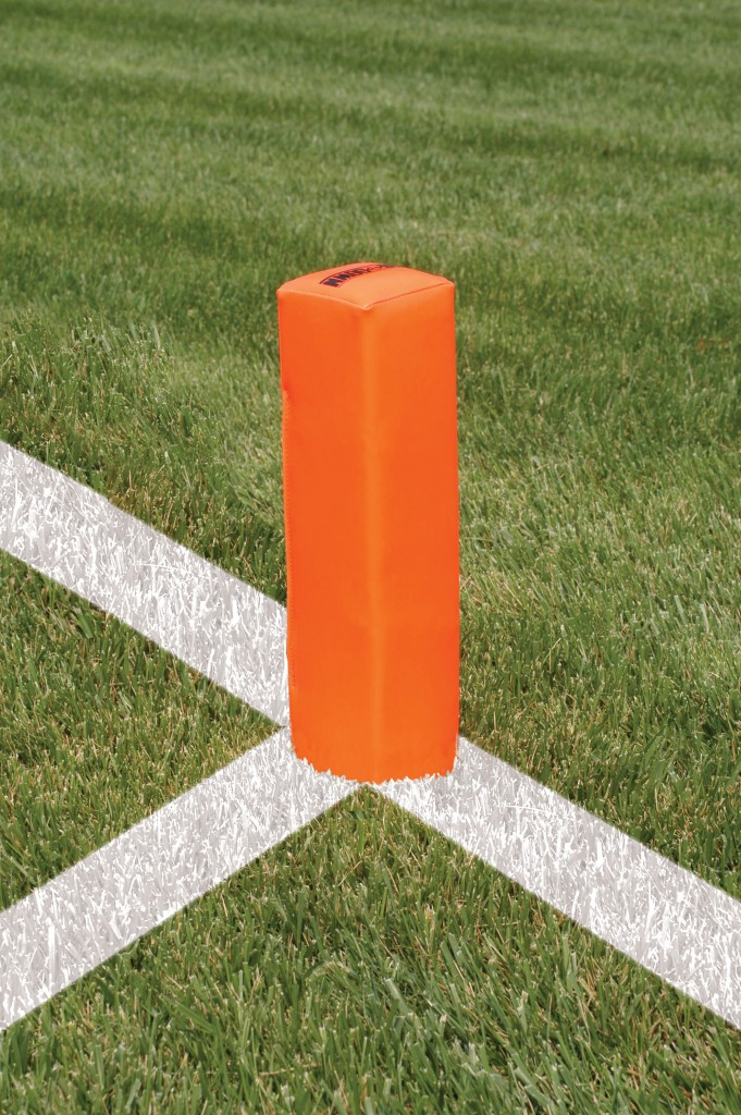 Weighted Football Goal Line End Markers (Set of 4) 1