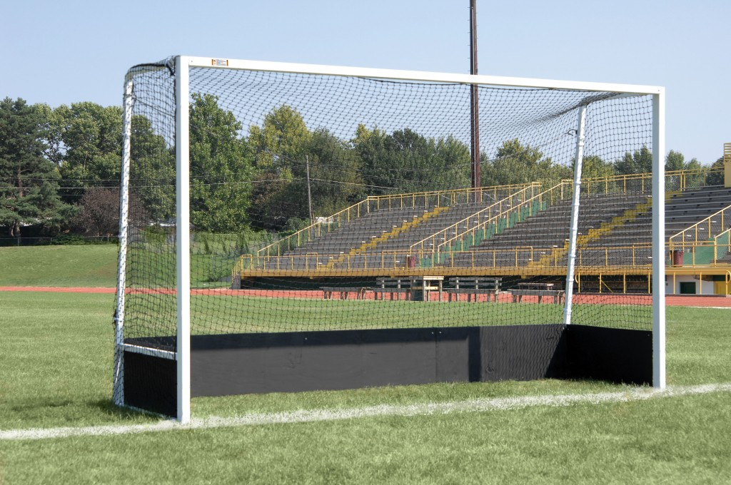 Outdoor Field Hockey Goals w/Nets 1