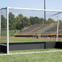 Outdoor Field Hockey Goals w/Nets