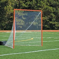 Easy Goal Official Aluminum Lacrosse Goals w/Nets (Pair)