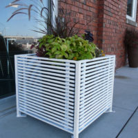 Papio Signature square planter