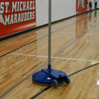 130# Portable Game Base With Pole