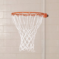"1 3/4"" ID Basketball Attachment for 24"" Portable Game Bases"