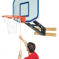 Qwik-Change™ Graphite Basketball Shooting Station