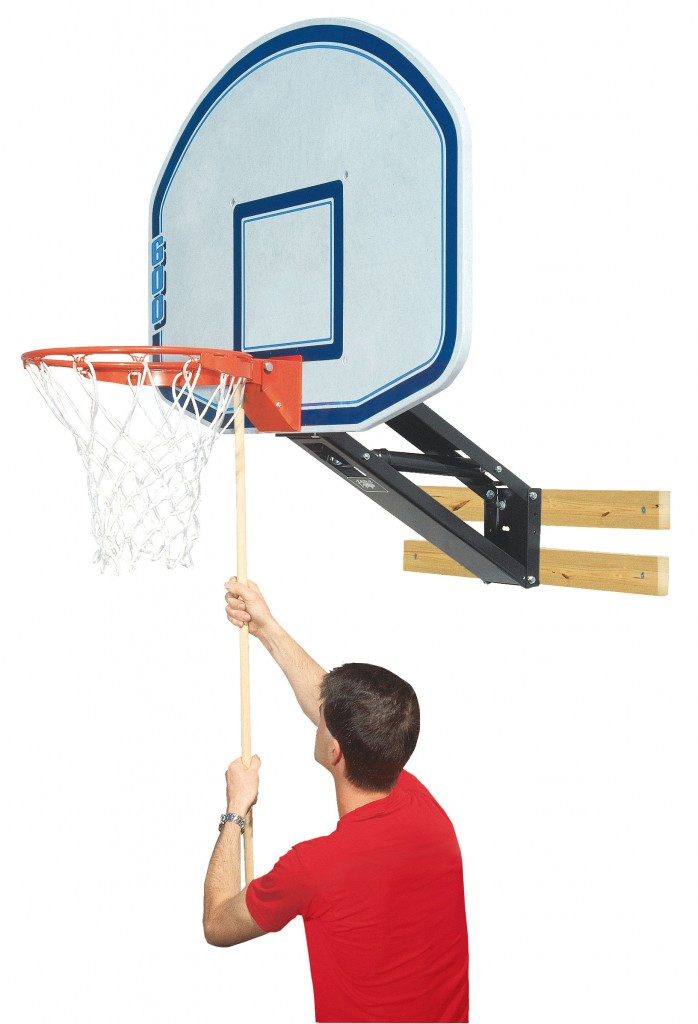 Qwik-Change™ Graphite Basketball Shooting Station 1
