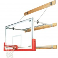 Stationary 4'-6' Competitor Basketball Package