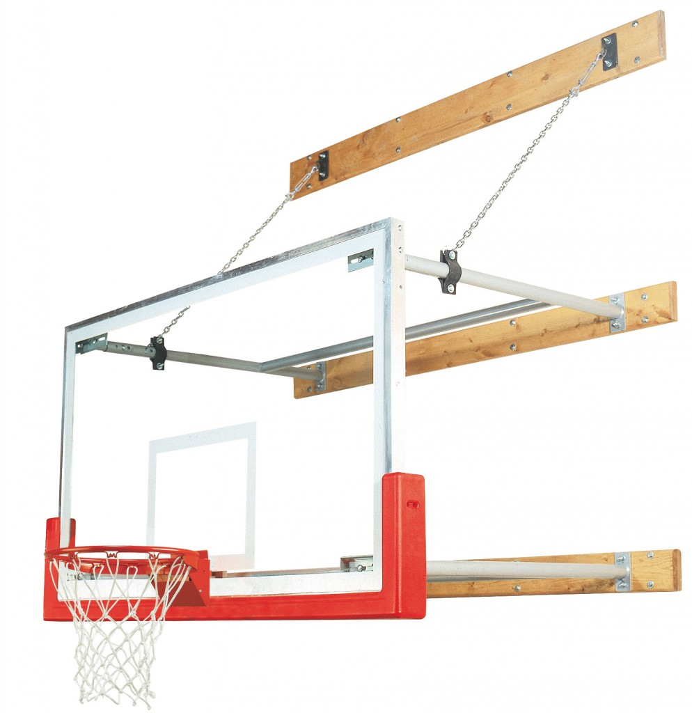 Stationary 4′-6′ Competitor Basketball Package 1