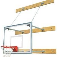 Shooting Station Glass Basketball Package
