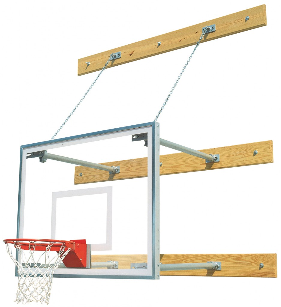 Shooting Station Glass Basketball Package 1