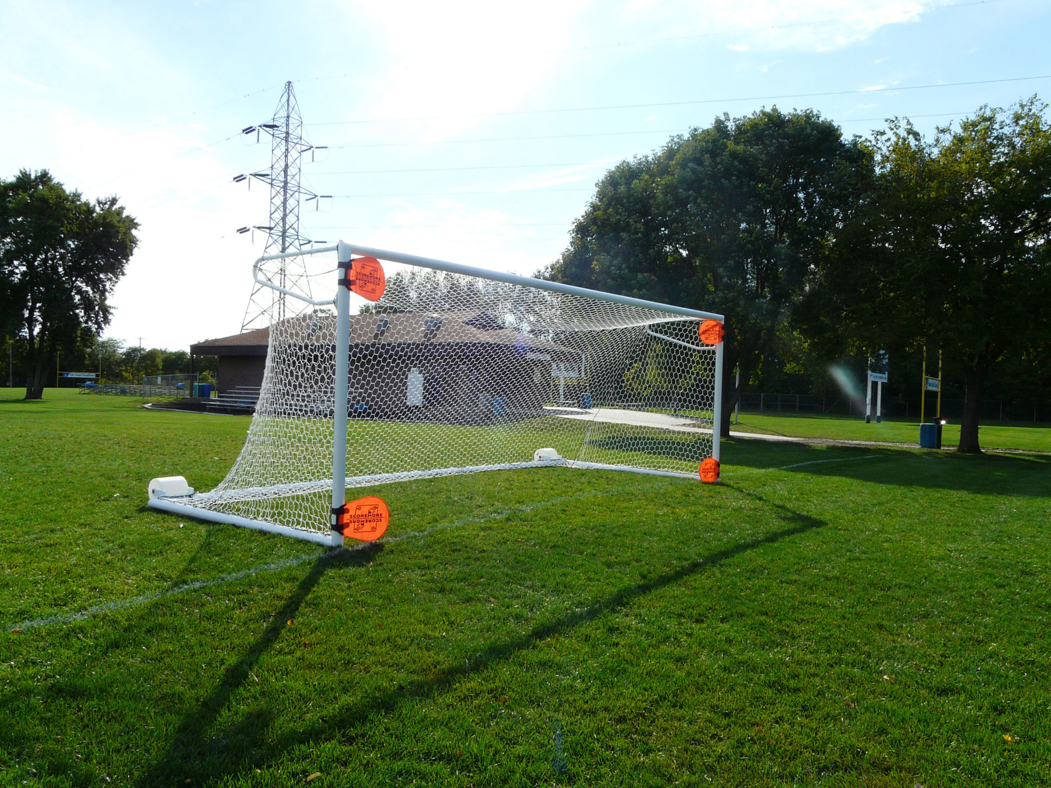 a25338a73 ScoreMore Corner Kick Training Aid - Bison, Inc.