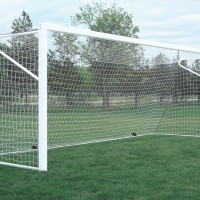 24' x 8' Fold and Store Portable ShootOut Soccer Goals