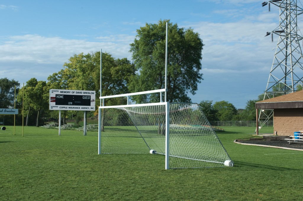 Combo Portable Football/Soccer Goal  1