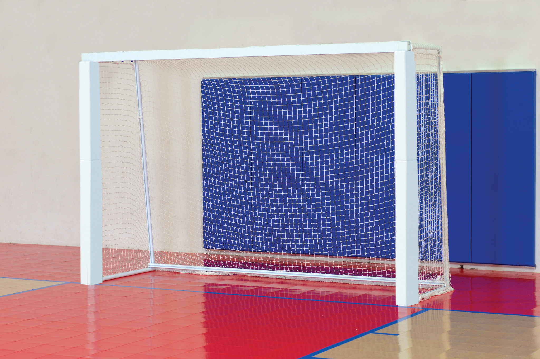 Official Futsal Goals With Nets - Bison, Inc.