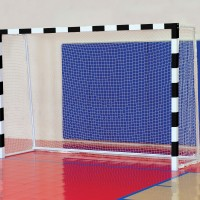 Official Team Handball Goals With Nets