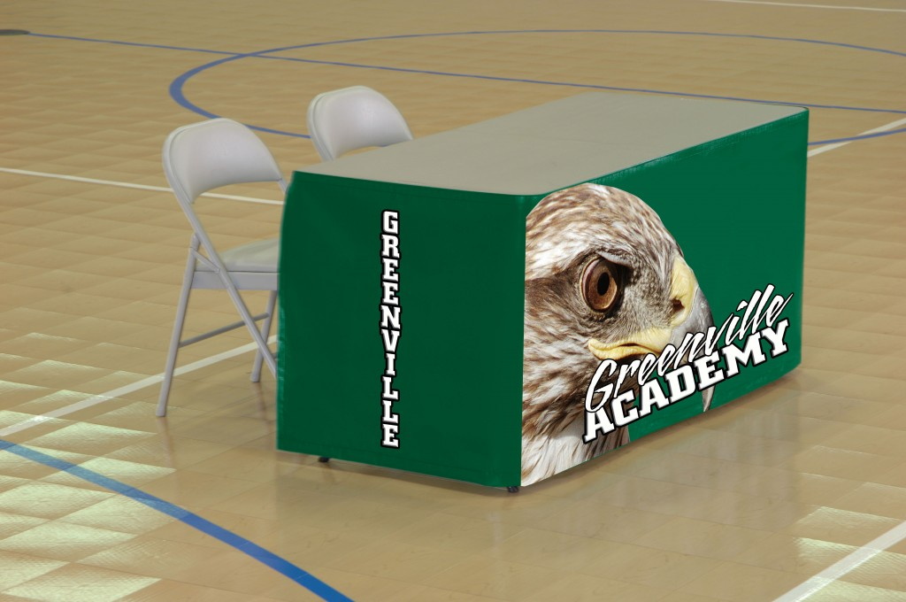 5′ School Spirit Compact Activity Table 1
