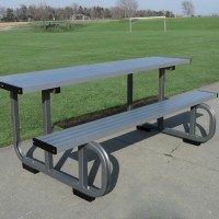 8' Outdoor Sports Scoring Table
