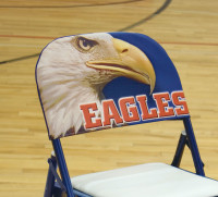 Sport Pride Graphic Chair Back Covers