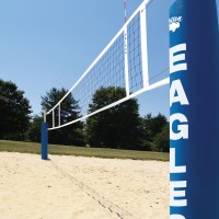Centerline Sand Volleyball System