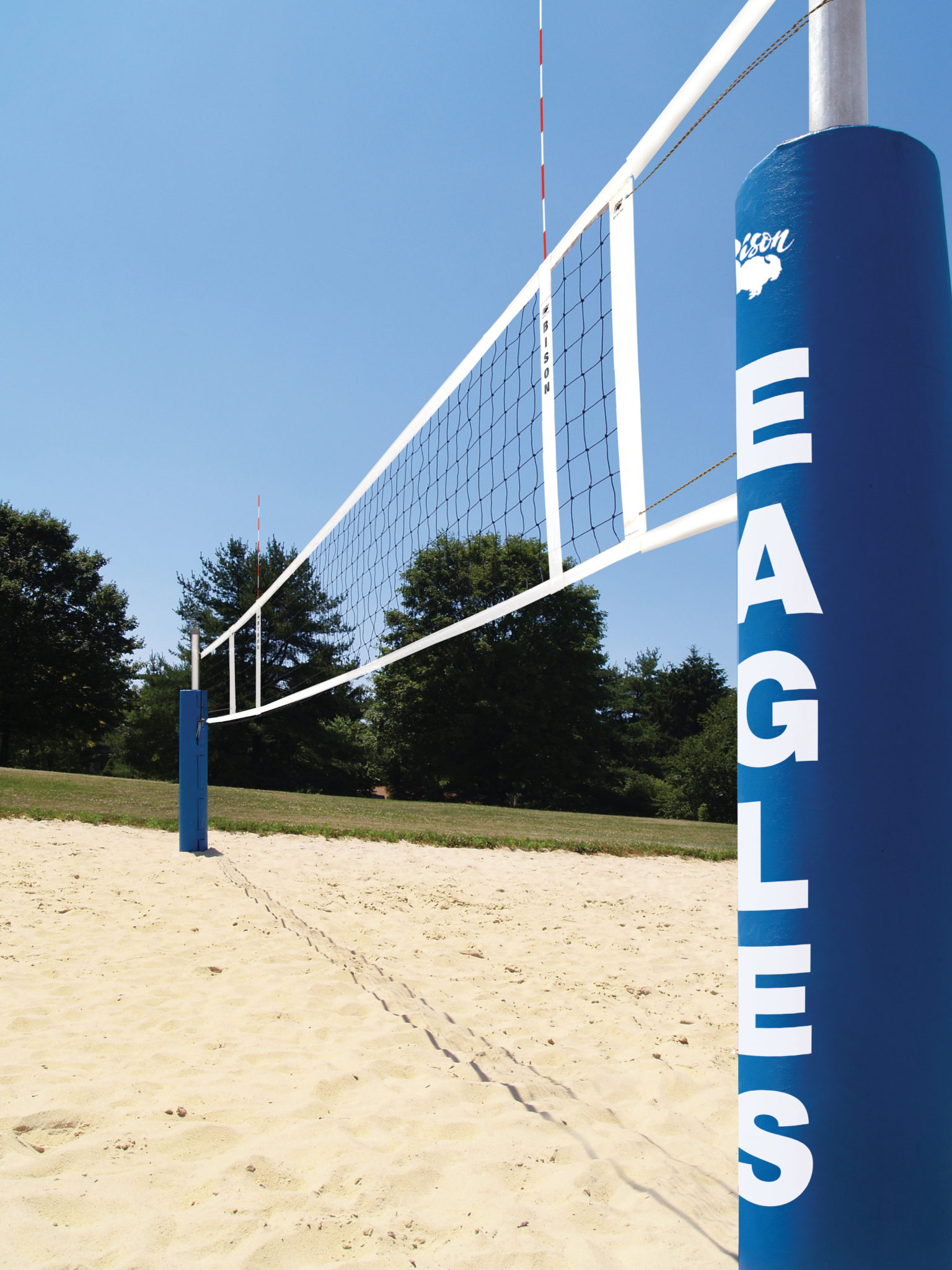 Centerline Sand Volleyball System 1