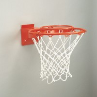 "Basketball 10 1/2"" Rebound Ring"