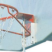 Removable Basketball Goal Bracket Kit