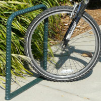 Urban Renewal bike rack