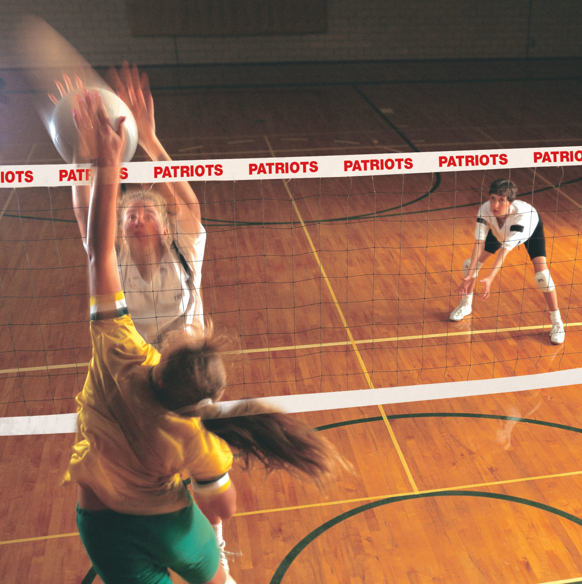 Sport Pride Printed Volleyball Net Band - Bison, Inc.