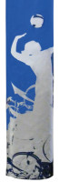 Sport Pride Volleyball Pole Padding Wrap