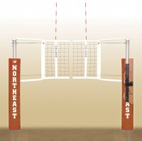 CarbonMax Volleyball System. 18 padding colors.