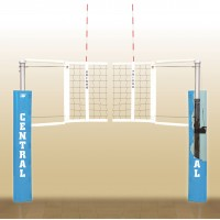 Centerline Carbon Fiber Volleyball System. 18 padding colors.