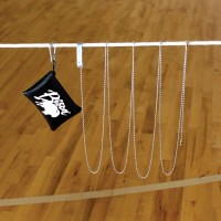 Chain Volleyball Net Height Gauge
