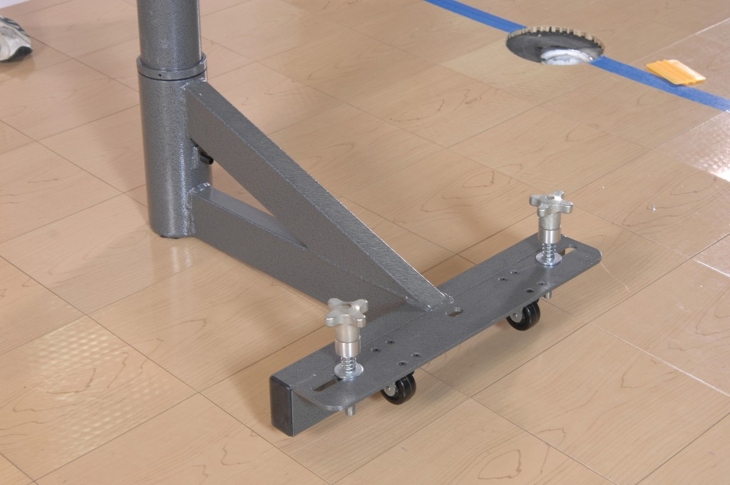 T-Base Adapter for Portable Volleyball Systems 1
