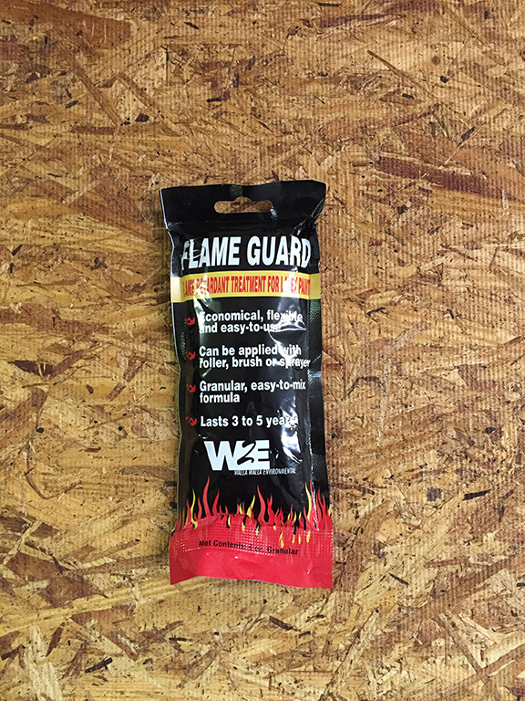 WP144CFR Flame Guard
