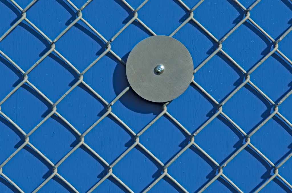 Wall Padding Chain Link Fence Mounts (Priced per SQFT of Padding) 1